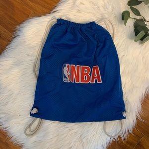 NBA Stitched  net backpack